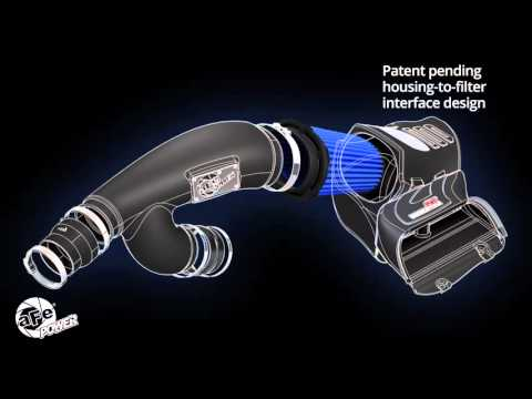 aFe POWER Momentum Cold Air Intake System Information