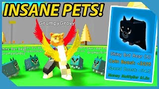 FULL TEAM of the RAREST SHINY PETS! - ROBLOX MAGNET SIMULATOR
