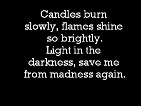 Bullet For My Valentine -Road To Nowhere (Lyrics On Screen)