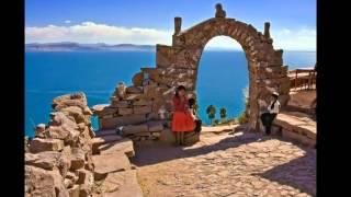 Озеро Титикака   самое большое по запасам пресной воды и второе по площади поверхности озеро в Южной