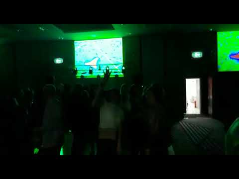 Video Screen Wayne