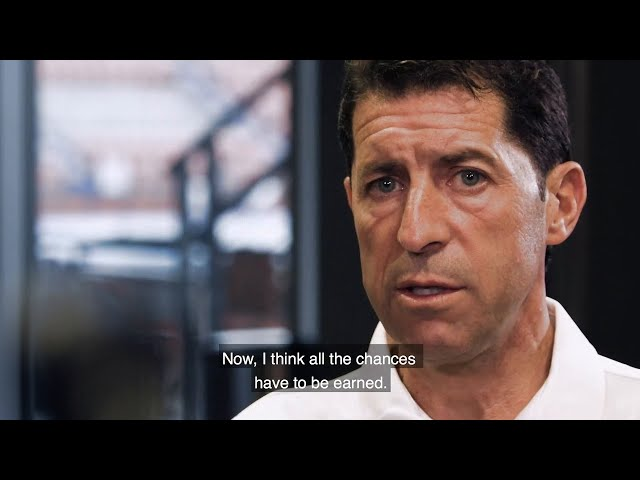 Tab Ramos on the talent of young players