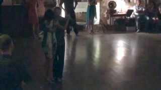Янина Радзишевская - Танец именинницы 2014, Prischepov TV - Tango Channel