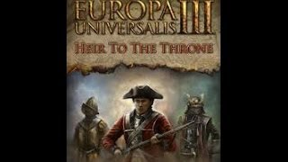 Видео обзор игры — Europa Universalis 3 Heir to the Throne