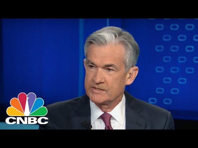 Fed Governor Jay Powell: Economy Is Right Where It Needs To Be (Exclusive) | CNBC