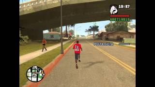 Como instalar a Chucky en GTA San Andreas