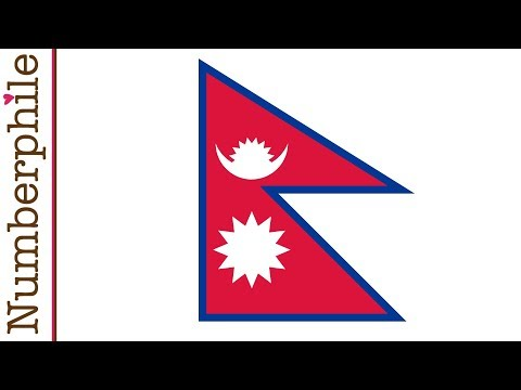How to make the Nepalese flag | R3dd.it