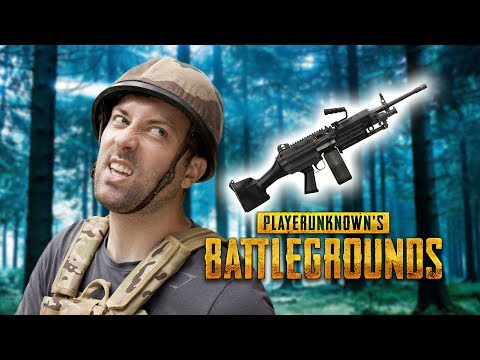 M249 Reload - PUBG Logic (ridiculously long reload times) | Viva La Dirt League (VLDL)