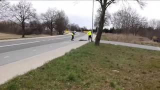 Szalony nożownik atakuje - Gorzów Wielkopolski