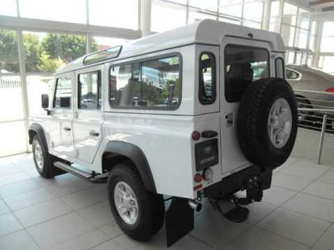 2015 LAND ROVER DEFENDER 110 SW Auto For Sale On Auto Trader South
