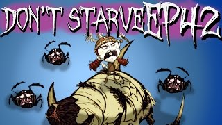 Spider Queen Slaying - Don't Starve #42