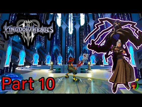 Well That Wasn't Pretty... | Kingdom Hearts 3 Data Battles - Terranort