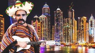 MEXICANOS EN DUBAI