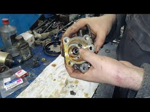 Sonata 5 ремонт насоса ГУР 5 минут ремонта и снова новенький