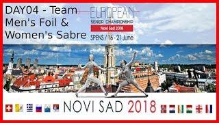 European Championships 2018 Novi Sad Day04 - Piste 5 thumbnail