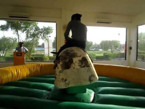 Bull Riding - HELL DANGEROUS