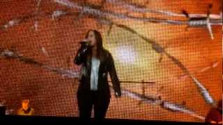 American Idol 2012 - Skylar Laine - Gunpowder and Lead