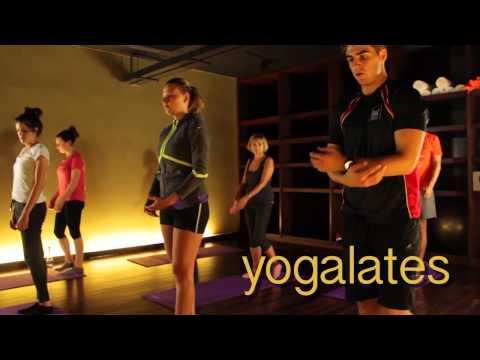 1escape Health Club and Gym, Classes video