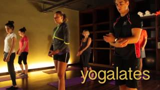 1escape Health Club and Gym, Classes video