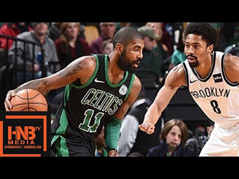 Boston Celtics vs Brooklyn Nets Full Game Highlights / Dec 31 / 2017-18 NBA Season