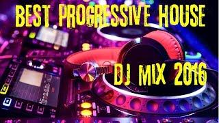 Progressive House DJ Mix 2016 #001