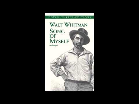 Walt Whitman - Song of Myself (Poetry Reading)