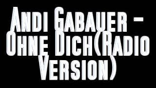 Andi Gabauer - Ohne Dich (Almdudler Werbespot)