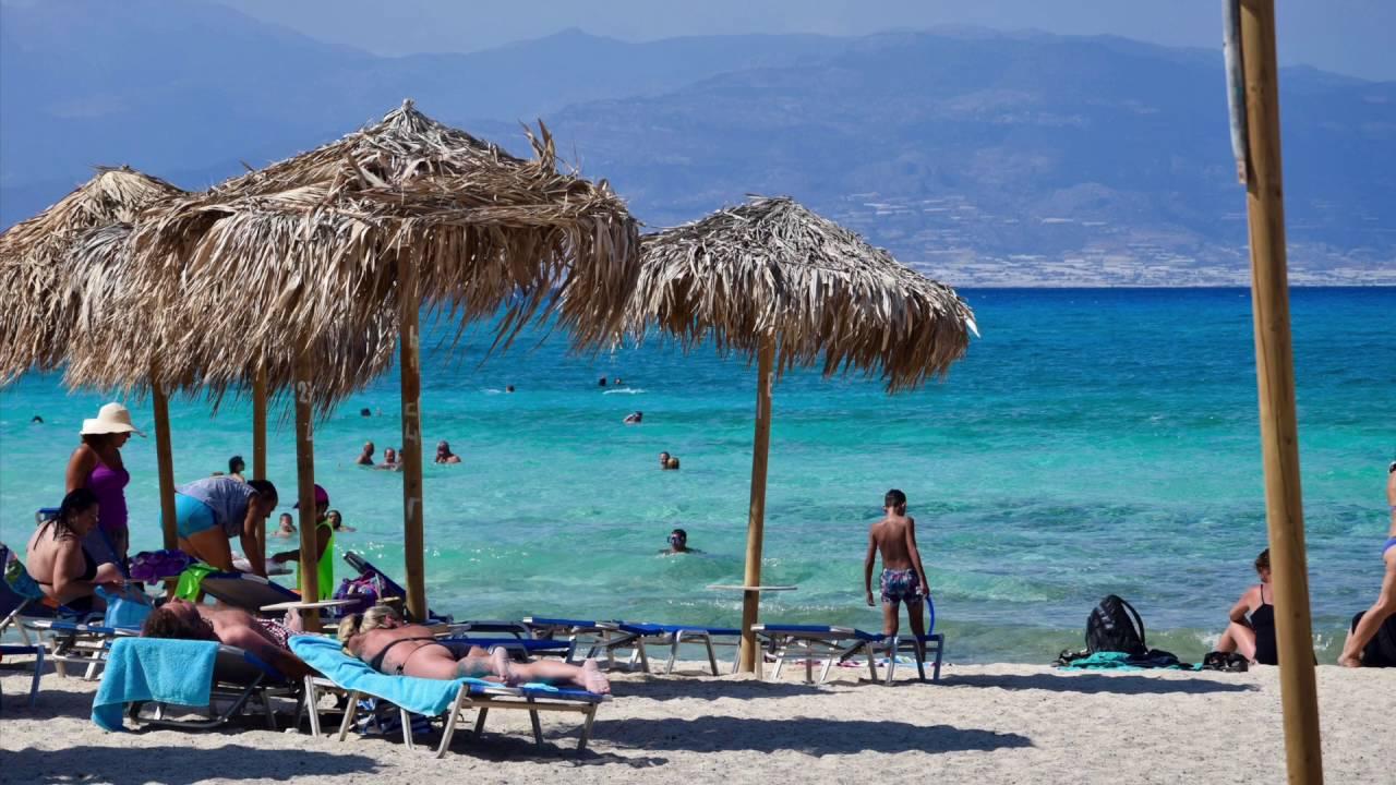 Ile De Chrissi Crete Carte.Vacances En Crete L Ile De Chrissi