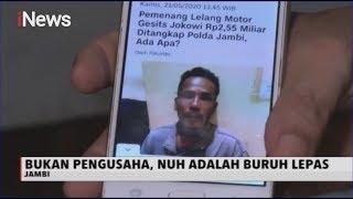 Pemenang Lelang Motor Listrik Bertanda Tangan Jokowi Ditangkap Polisi - Inews Pagi 22/05