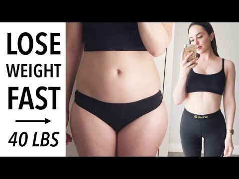 HOW TO LOSE WEIGHT FAST + HEALTHY BREAKFAST IDEAS!