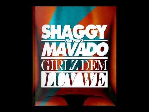 Girlz Dem Luv We - Shaggy feat. Mavado (Official Audio)