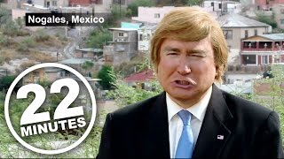 Trump's Wall | 22 Minutes