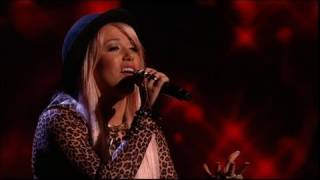 Amelia Lily sings for another lifeline - The X Factor 2011 Live Results Show 7 - itv.com/xfactor