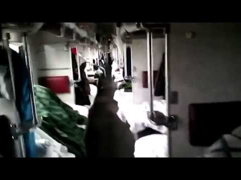 В плацкартном вагоне