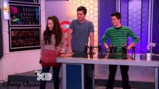 "Lab Rats | ""Merry Glitchmas"" Exclusive Clip"