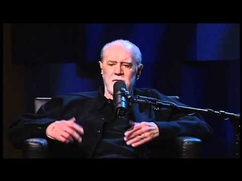George Carlin - The Artist Is Never Satisfied