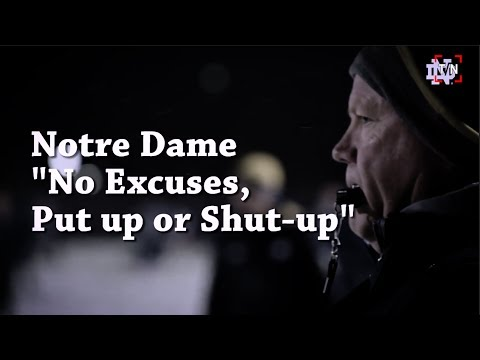 Notre Dame Football: 2017-2018 HYPE VIDEO