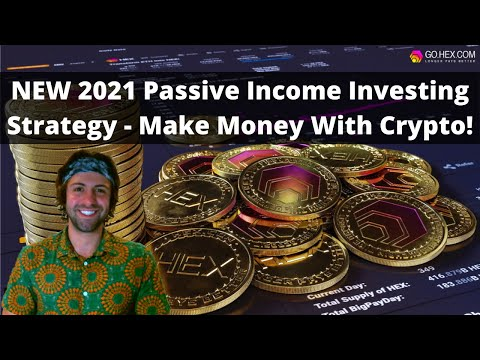 🤑 How To Make Money From Home In Cryptocurrency: New 2021 Passive Income Investing Strategy