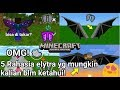 5 hal yg mungkin kalian blm ketahui tentang elytra di minecraft PE! No mods!