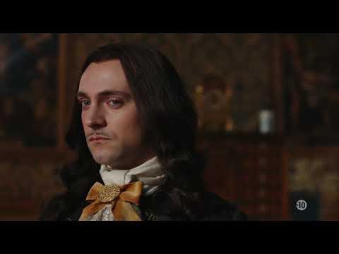 Версаль 3 сезон 2 серия Последняя встреча Людовика и маркизы де Монтеспан