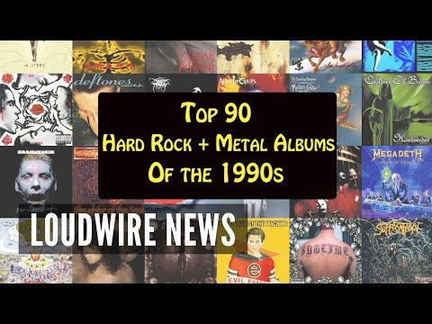 Loudwire Picks the Top 90 Albums of the 1990s