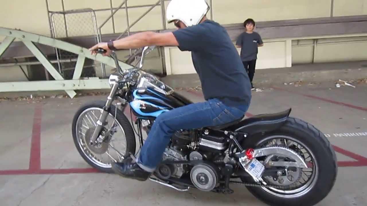 Hot Rod Harley >> Harley Hot Rod Bobber Reviewmotors Co