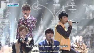 [ซับไทย] 140105 VIXX - 태어나줘서 고마워(thank you for my love ) @Inkigayo