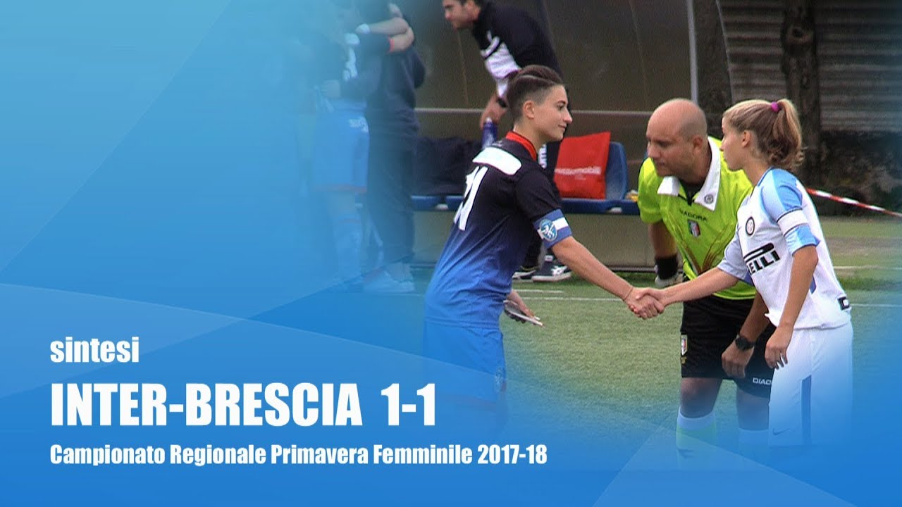 Inter Brescia Sintesi Youtube
