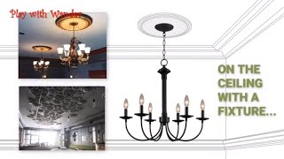 5 Cool Ceiling Primed Medallions You Will Intend To Buy From Amazon