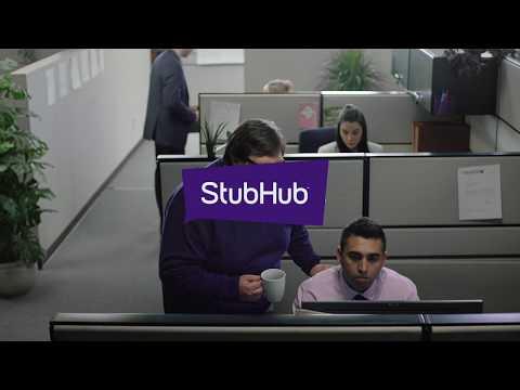 StubHub UK Presents: The Office Chest Bump