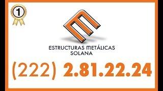 Estructuras de acero para construccion (222) 2.81.22.24 estructura de acero para construccion