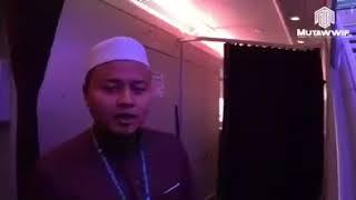 PAKEJ UMRAH ANDALUSIA PENERBANGAN MALAYSIA AIRLINES CHARETERED A380