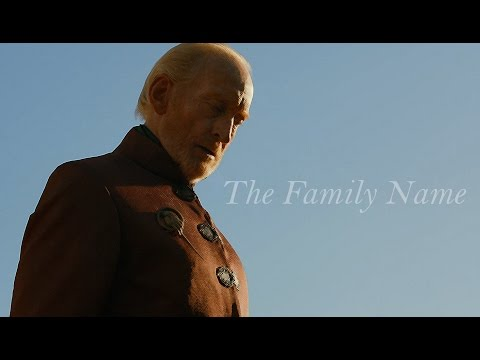 GoT - House Lannister | The Family Name