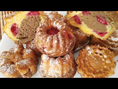 Bakina kuhinja -šareni mekani mirisni kolač sa višnjama(cake with cherries)
